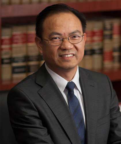Daniel Deng CEO of the Law Office