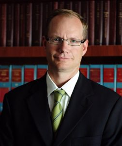 Darren Cornforth lawyer