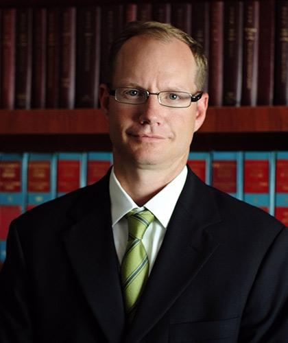 Darren Cornforth attorney